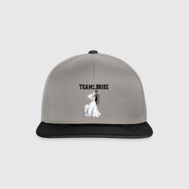 Team of the Bride - Snapback Cap