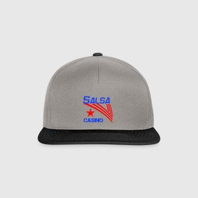 Salsa Casino blue - Pro Dance Edition - Snapback Cap