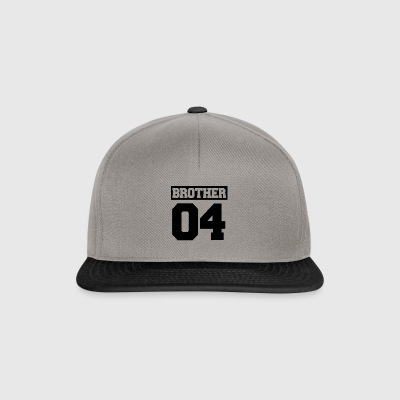 Brother shirt for friends and siblings - Snapback Cap