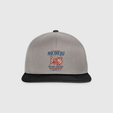 Push Yourself2 - Snapback Cap