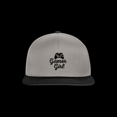 Gift for Gamer Women, Gift for Gamer girl - Snapback Cap