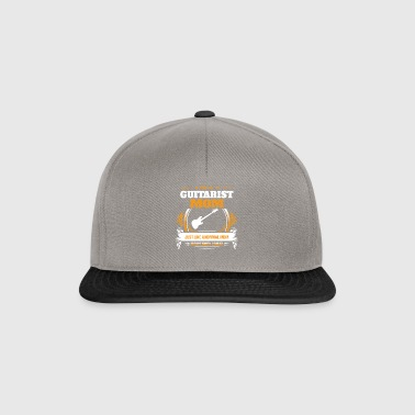 Kitaristi Mom Shirt Gift Idea - Snapback Cap