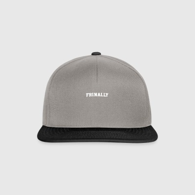 Fri-nally Friday Weekend - Snapback Cap