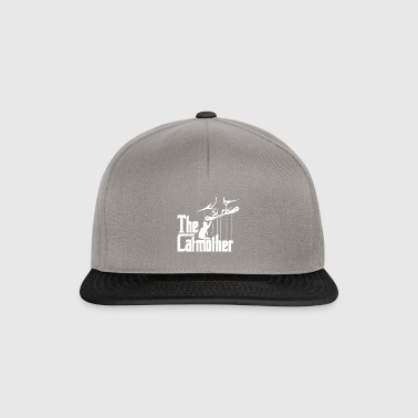 Den Catmother For Cat Lovers - Snapback Cap