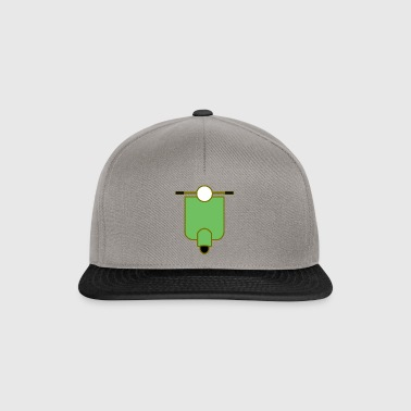 Scooters simples - Gorra Snapback