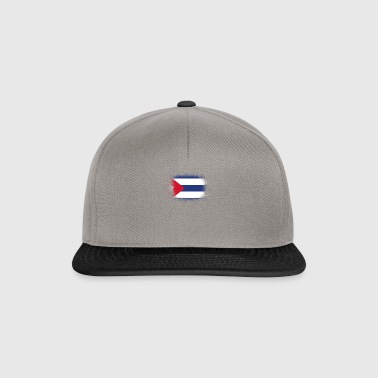 Spray logo klaue flagge home Kuba png - Snapback Cap
