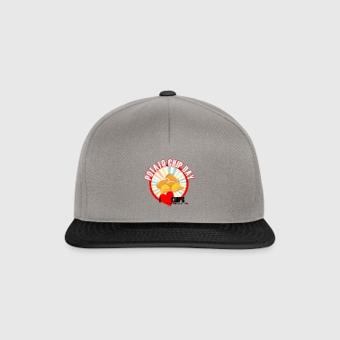 Potato chips day - Snapback Cap