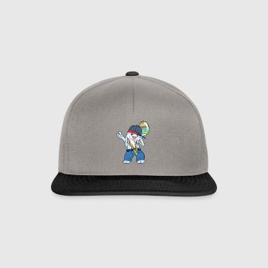 Gangster Bunny - Snapback-caps