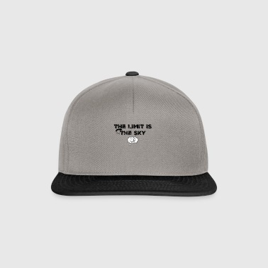 EL CIELO T-SHIRT IS THE LIMIT - Snapback Cap