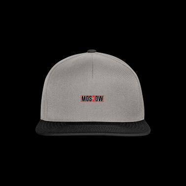 Moscow Design. Modern and trendy - Snapback Cap