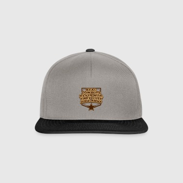 Cowboy, Western, Country Music, Horses, Line Dance - Czapka typu snapback