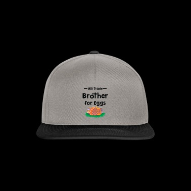 Cool Will Trade Brother munaa T-paita - Snapback Cap