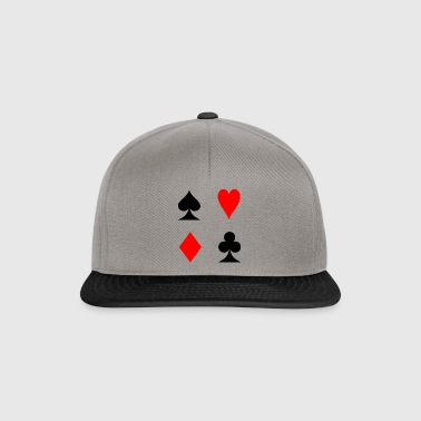 Cards player - Snapback Cap