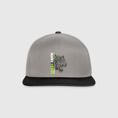 Beast Fashion Tiger - Snapback Cap