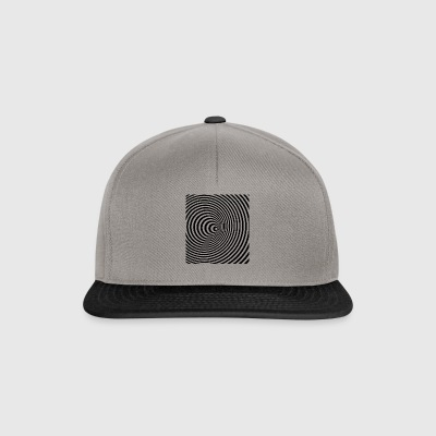 illusion1 - Snapback Cap