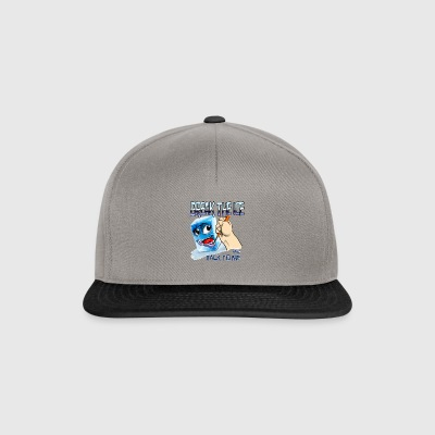 BREAK THE ICE - Snapback Cap