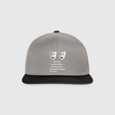 Theater - Snapback Cap