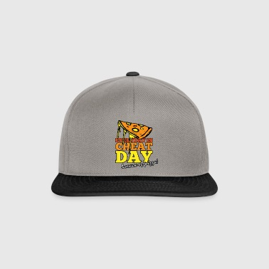 EVERYDAY IS CHEAT DAY - Snapback Cap
