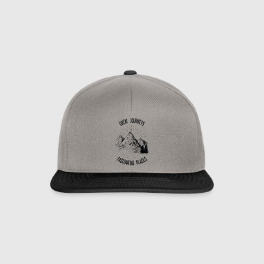 Mountain - Snapback Cap