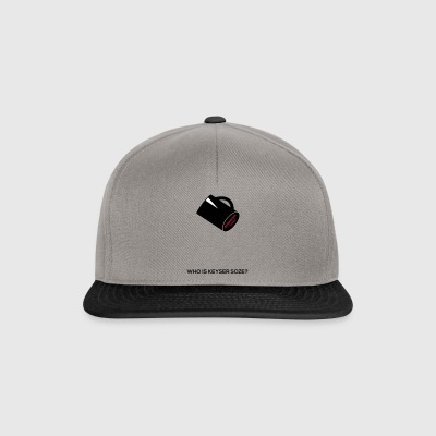 The Usual Suspects - FIlm citaat - Snapback cap