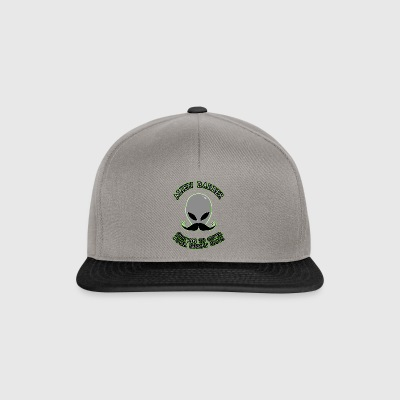 Alien Barber Shop - Snapback Cap