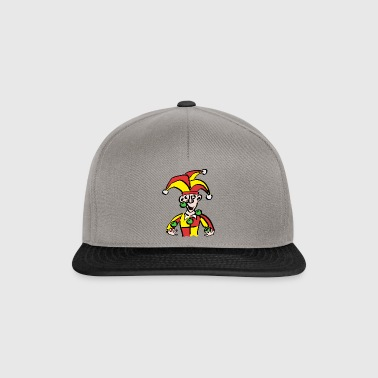 Clown / Joker - Snapback Cap