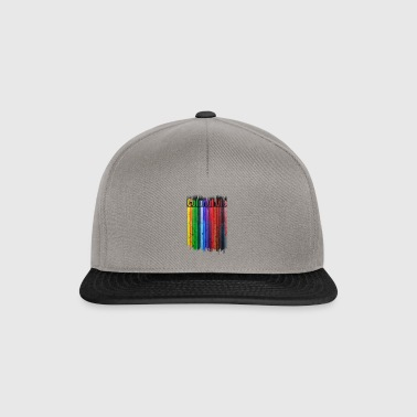 ColorfulLife - Snapback Cap