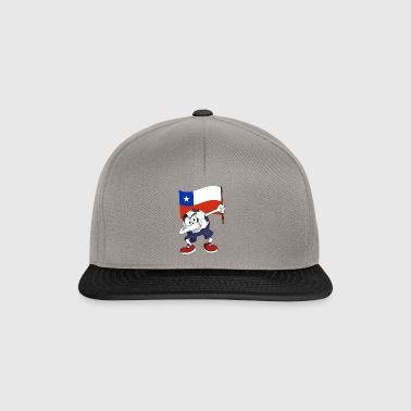 Chili tamponnant Football - Casquette snapback