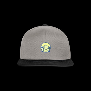 Spring holiday gift palms spring break - Snapback Cap
