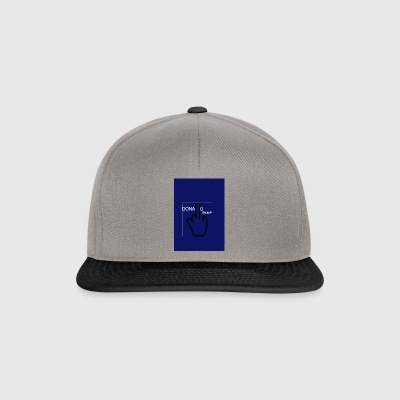 DONALD_THE_FART - Snapback Cap