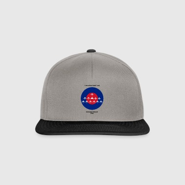 Vulcan Bomber - Operation BlackBuck design - Snapback Cap