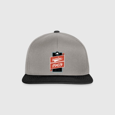 Genuine 1969 limited edition - Snapback Cap