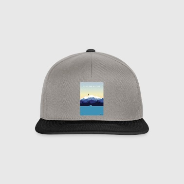 Save Nature - Casquette snapback