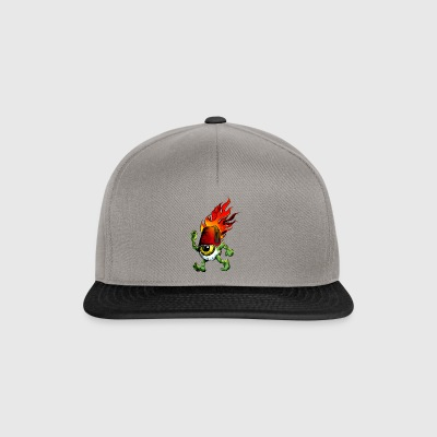 on Fire - Casquette snapback
