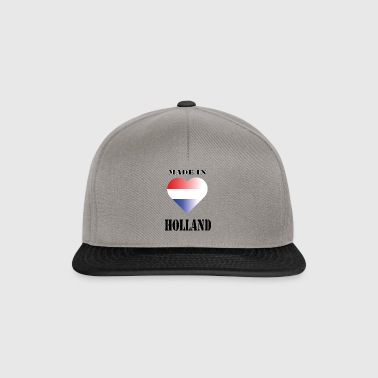 Made in Holland - Casquette snapback