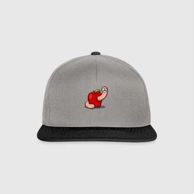 Worm Apple - Casquette snapback