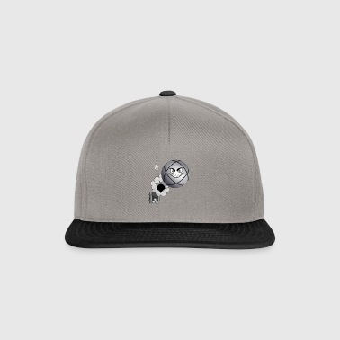 petanque shooter the tile at the petanque - Snapback Cap