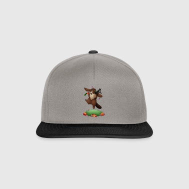 lapin Beaver - Casquette snapback