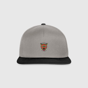 Trippy Wonders - Lion - Snapback Cap