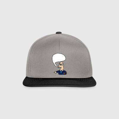 Chef | Boss | Office | Office | + Your wish text - Snapback Cap