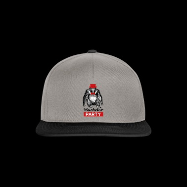 Vrijgezellenfeest Monkey Wedding Pleasures - Snapback cap