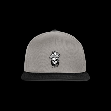 Climb Hard - Mountain Sports Shirt - Czapka typu snapback