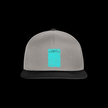 hyped and overprieced Sommeredition - Snapback Cap