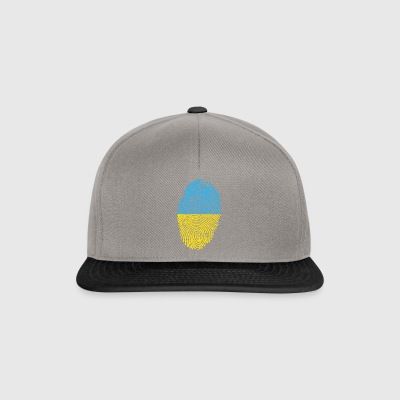 UKRAINE 4 EVER COLLECTION - Casquette snapback