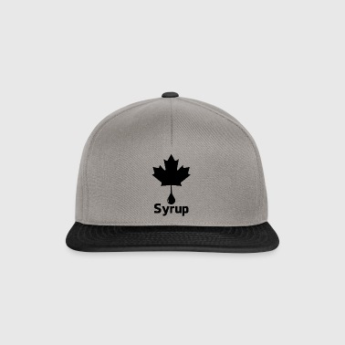 syrup blak - Casquette snapback