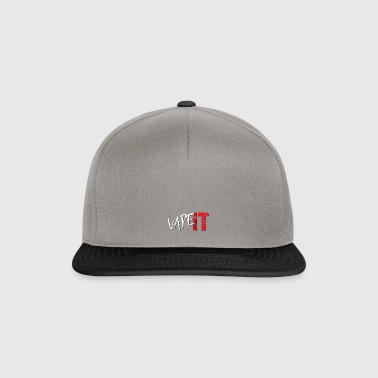 Vape it - Snapback Cap