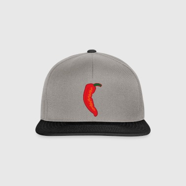 Chili Pepper - Snapback Cap