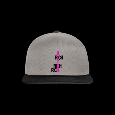 RICH BITCH - Snapback Cap