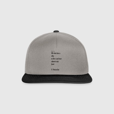 Motivation - Snapback Cap