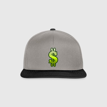 Dollar sign dollar money - Snapback Cap